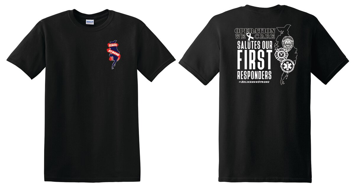 First Responders - Adult T-Shirt