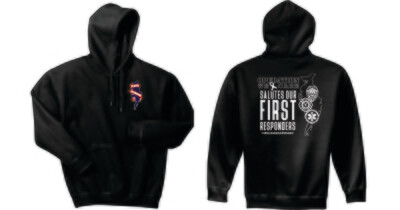 First Responders - Youth Hooded Sweatshirt