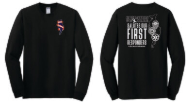 First Responders - Youth Long Sleeve T-Shirt