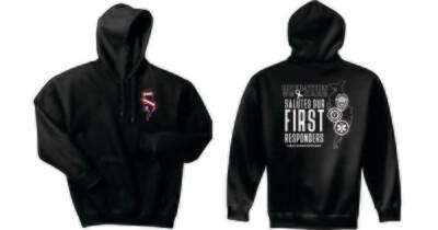 First Responders - Adult Hooded Sweatshirt