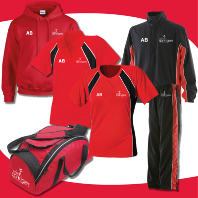 Ladies Full Club Kit