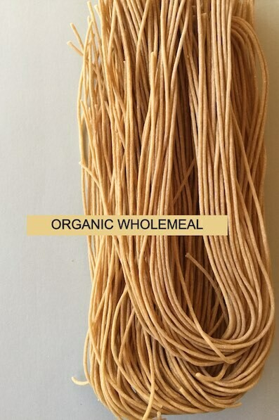 Organic Wholemeal Pasta