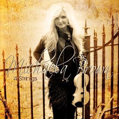 4 Strings - Violin CD