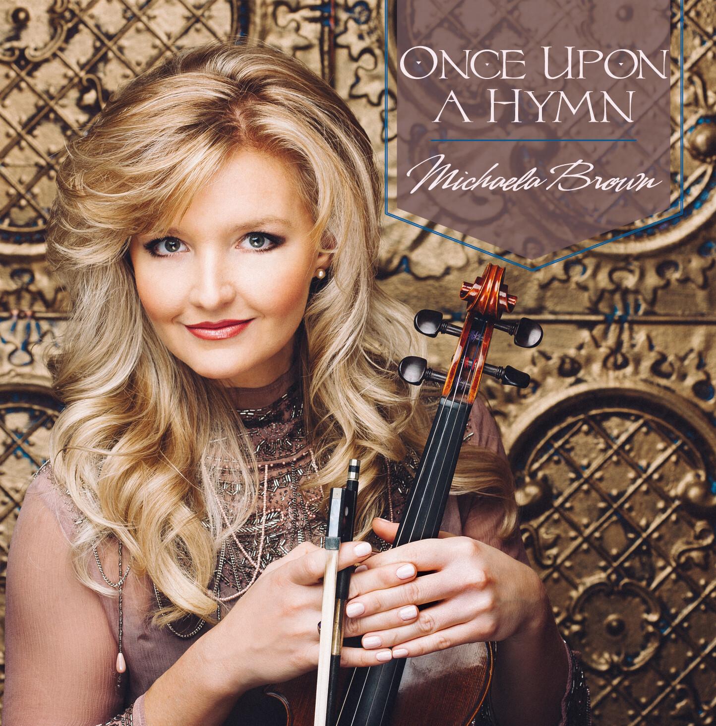 Once Upon A Hymn - Violin CD