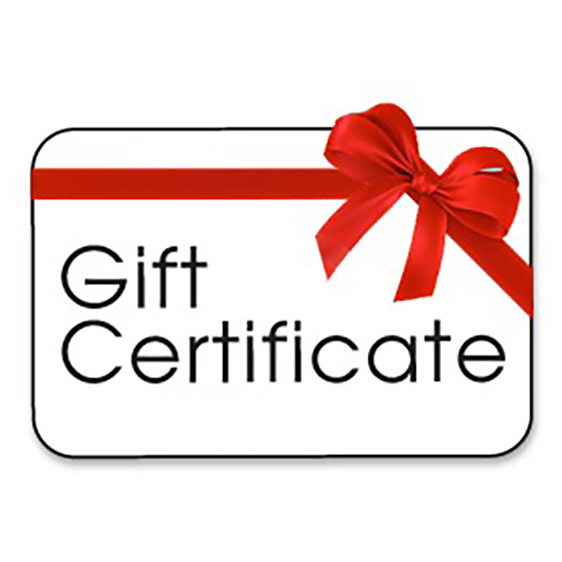 Gift Certificate for Racer Entry and Spectators/Crew- Cost Varies