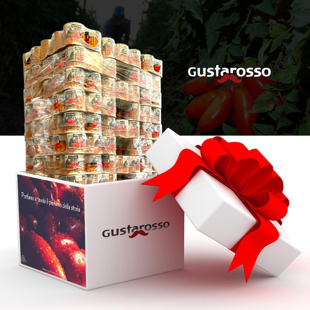 +OFFERTA+ Pomodori Pelati 100% italiani - 1 PALLET COMPLETO SPEDIZIONE INCLUSA