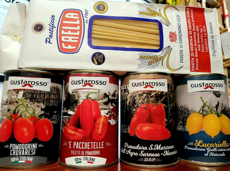 Gift box - Specialità Pomodoro e Pasta SPEDIZIONE INCLUSA
