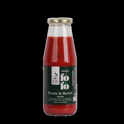 Adagio di Fofò in termopacco 6 bottiglie - Gli orti della musica / Gustarosso SPEDIZIONE INCLUSA