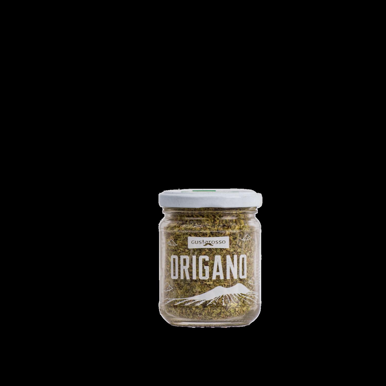 Origano di collina essiccato naturalmente -  100gr netti x 12 vasi in vetro