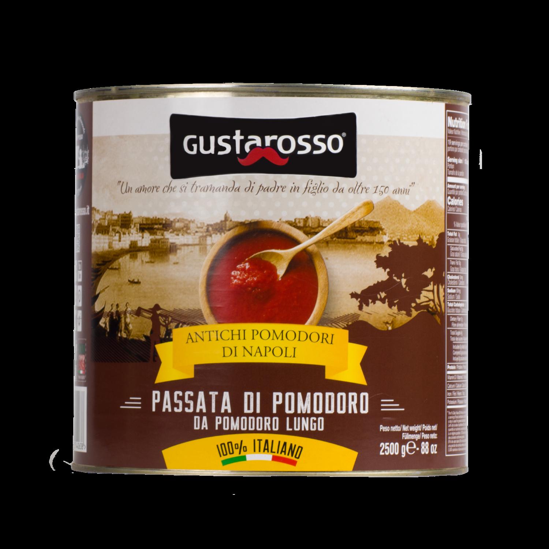 OFFERTA - 10 CONFEZIONI DI PASSATA DI POMODORO 2,5kg GRAMMI NETTI