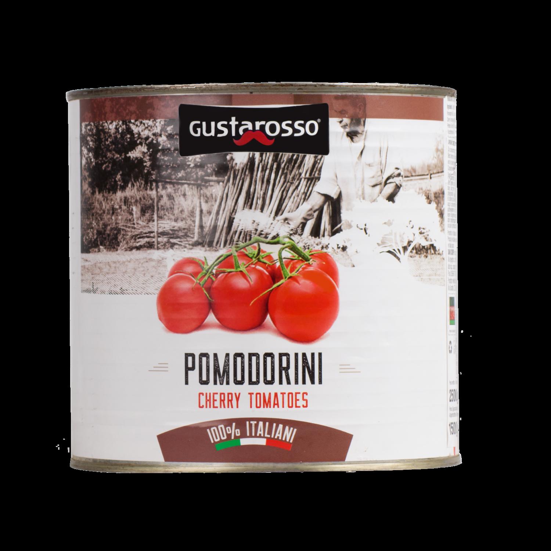 Pomodoro tondino di collina - Cherry Tomato Gustarosso latta da 2,5kg 6pz