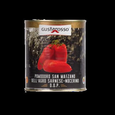 Pomodoro San Marzano DOP dell'Agro-Sarnese Nocerino - 12 x 800gr netti - SPEDIZIONE INCLUSA