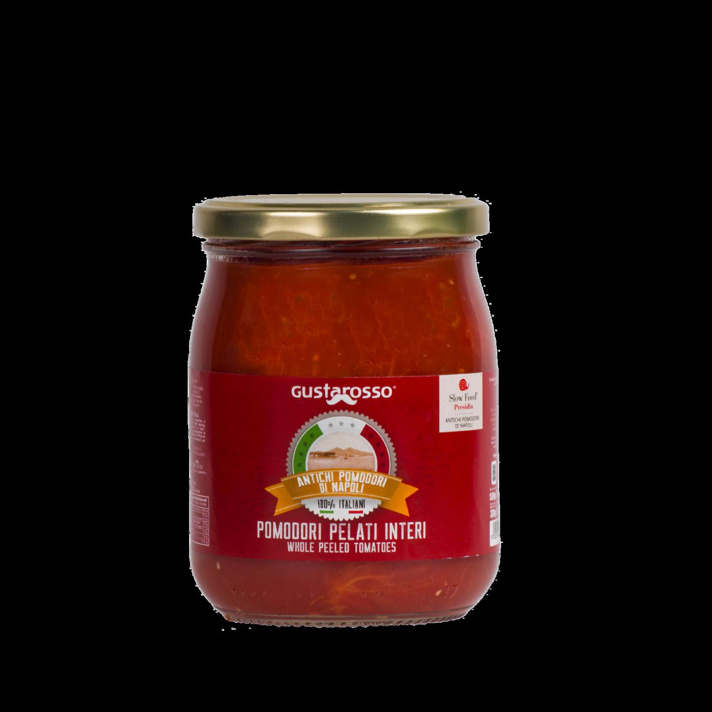 Antichi Pomodori di Napoli - vetro 520gr netti, 12pz
