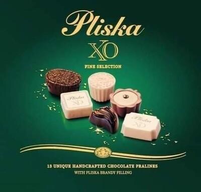 Шоколадови бонбони Плиска