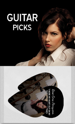 Guitar Picks Pack
