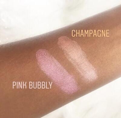 ARIA ENATA Metallic Lipstick