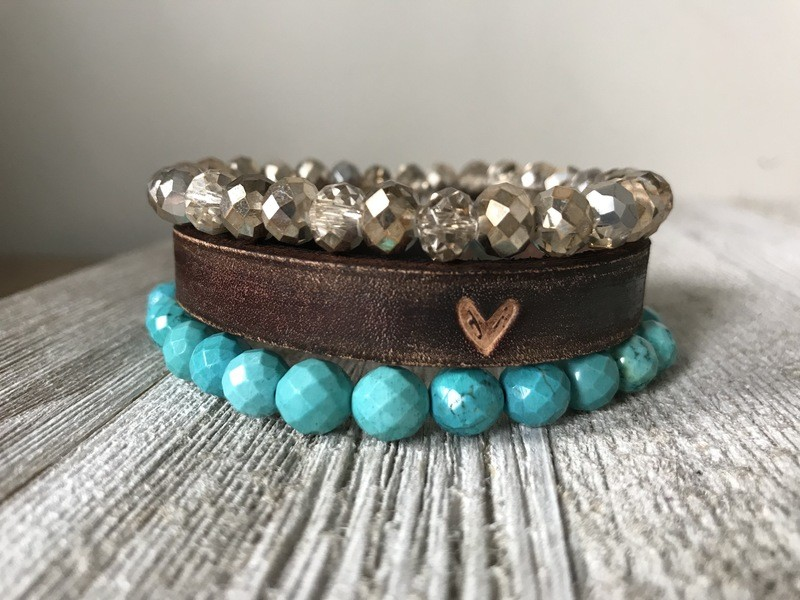 your Heart reminder cuff