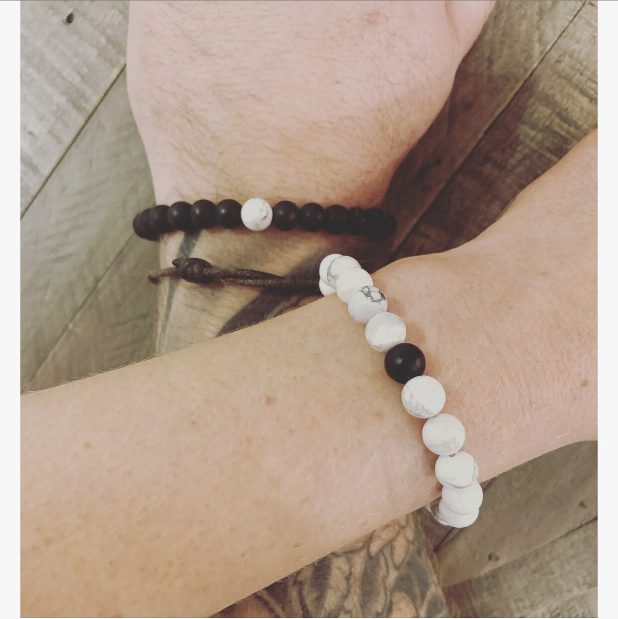 friendship/long distance bracelets