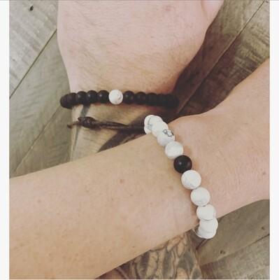 friendship/long distance bracelets