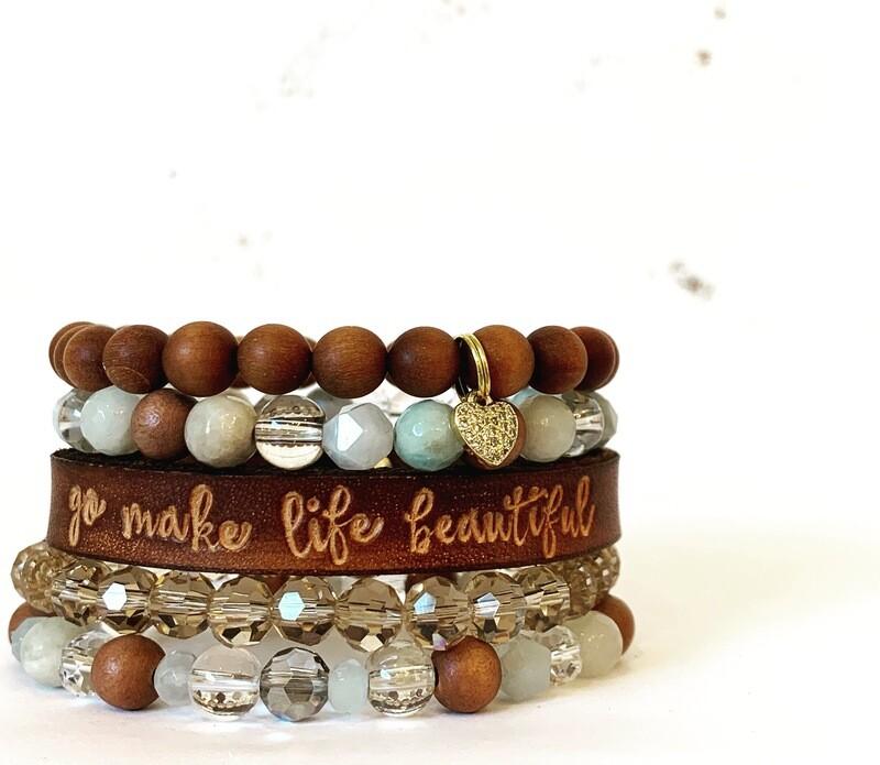 go make life beautiful