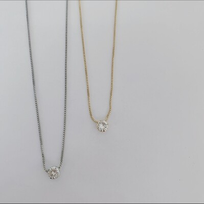 Shine Your light necklace