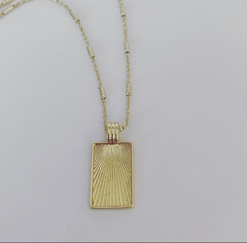 the Joy necklace