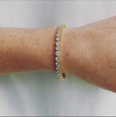 the Marilyn bracelet