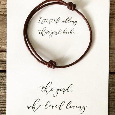 The 'everyday' bracelet