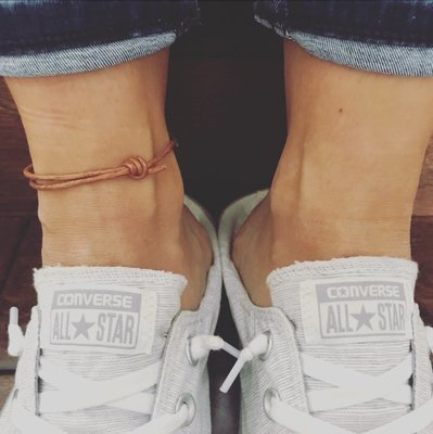 The 'everyday' anklet