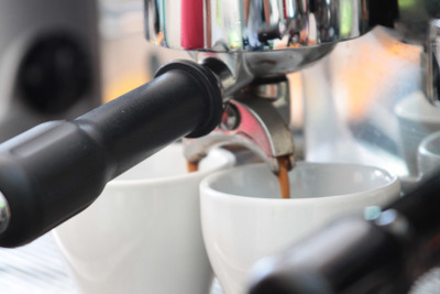 Espresso grind, Haitian dark roast, 10 oz.