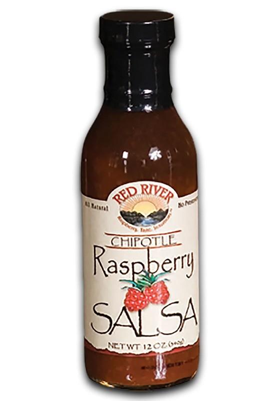 Raspberry Chipotle Salsa - 12 oz