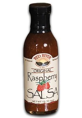 Original (Medium) Raspberry Salsa - 12 oz