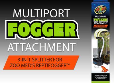 Multiport Fogger Attachment