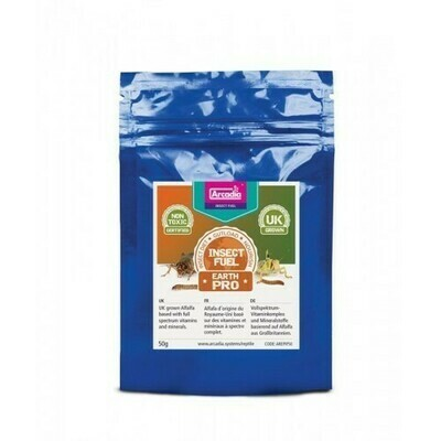 Arcadia Insect Fuel - Clearance 250g
