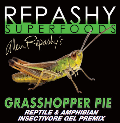 Repashy Grasshopper Pie Reptile Jar 6 oz.