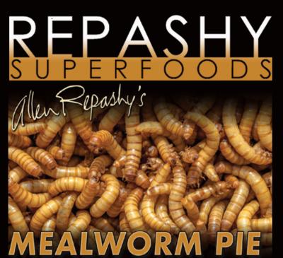 Repashy Mealworm Pie Jar 3 oz.