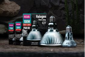 Arcadia Halogen Heat Lamp