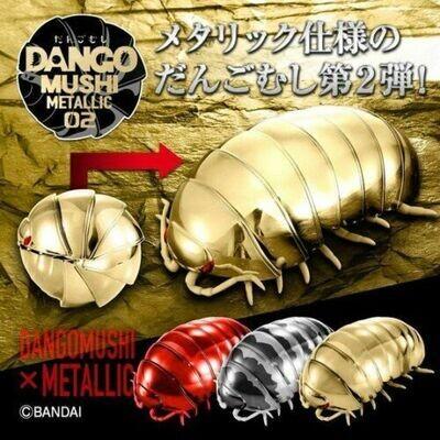 Metallic Dango Mushi Isopods