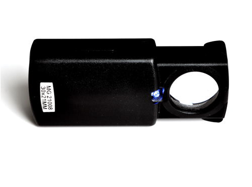 Sexing Loupe With Light