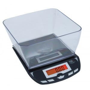 7001DX Scale With Bucket