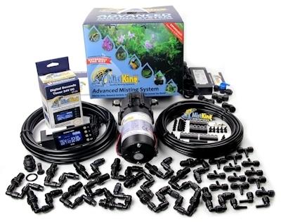 MistKing Advanced Misting System V5.0