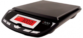 i300 Scale with 0.1 gram accuracy.