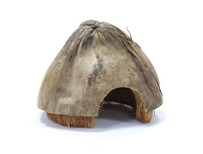 Skirted Coconut Hut