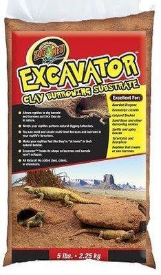 Zoo Med Excavator Clay 20#