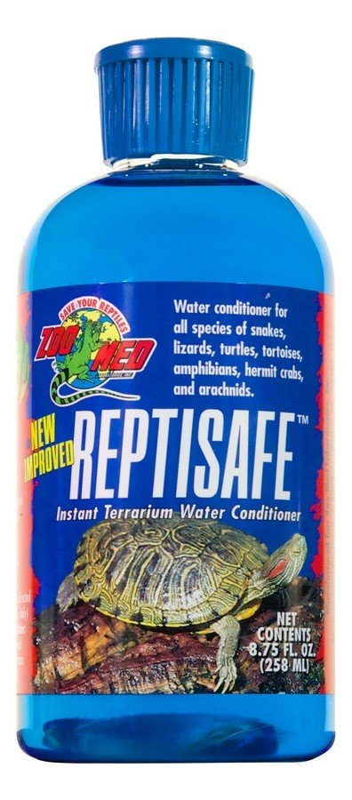 Reptile and Amphibian Water Conditioner