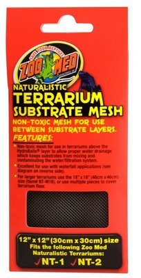 Zoo Med Terrarium Substrate Mesh