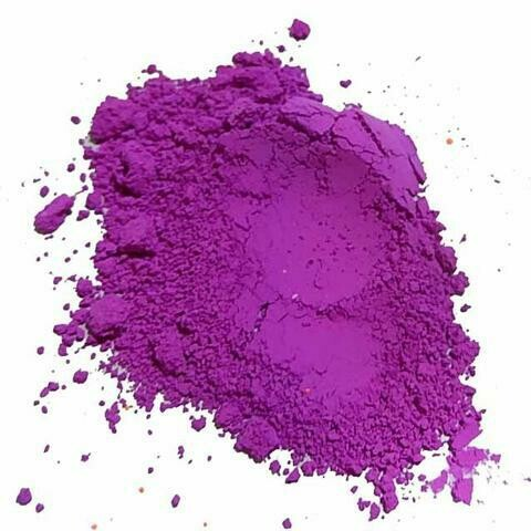 Electric Neon Purple