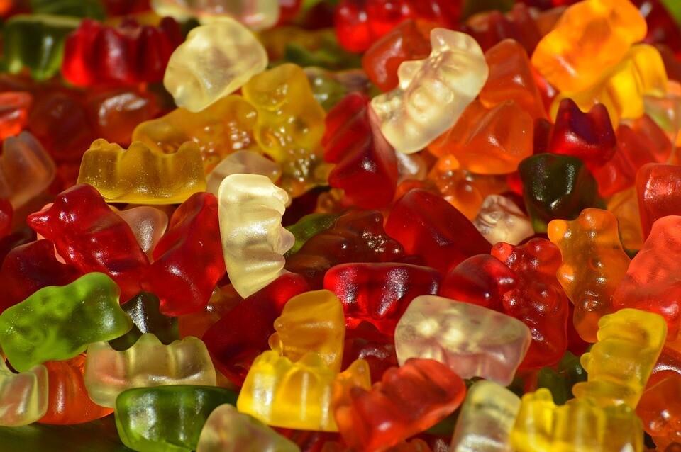 Gummy Bears Fragrance Oil REFORMULATED