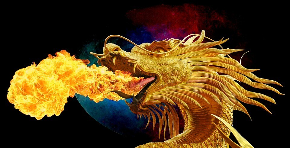 Dragon's Fire Fragrance Oil