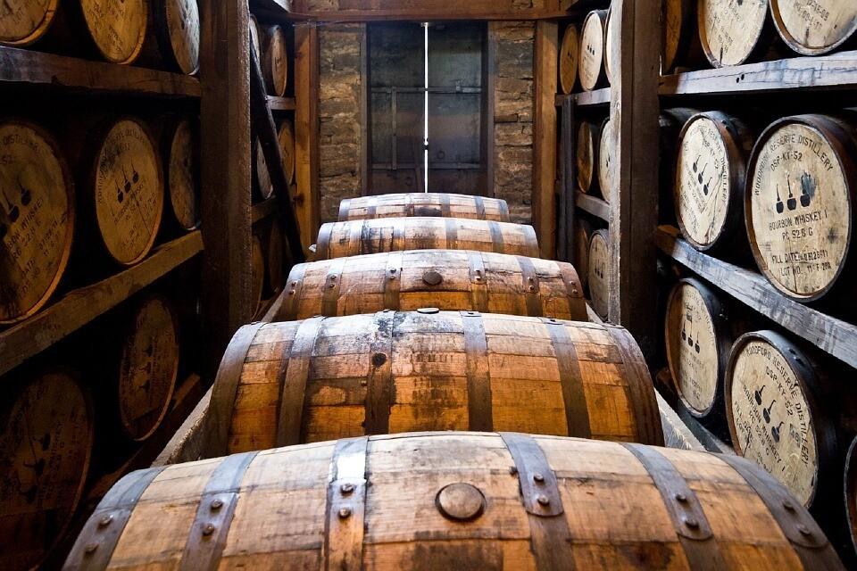 Bourbon Wood Fragrance Oil
